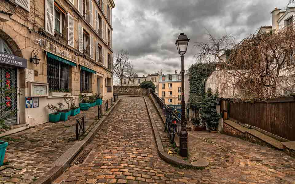 Ferien Paris 2021