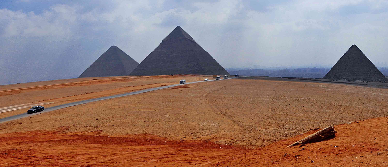 Ägypten Im Mai