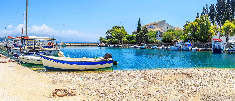 Urlaub Griechische Inseln 2021