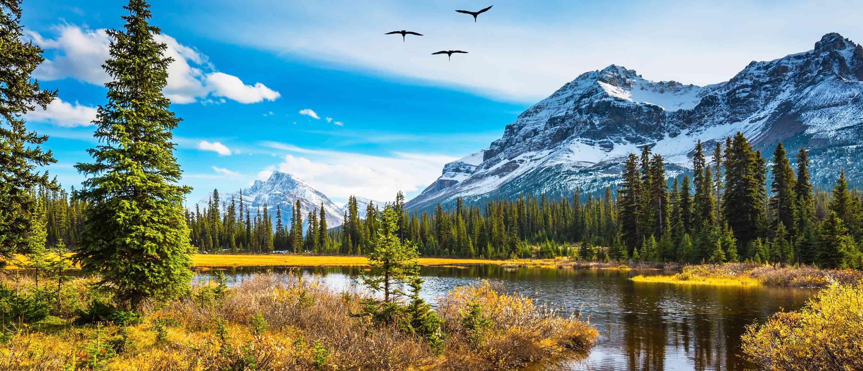 Ferien Kanada 2021