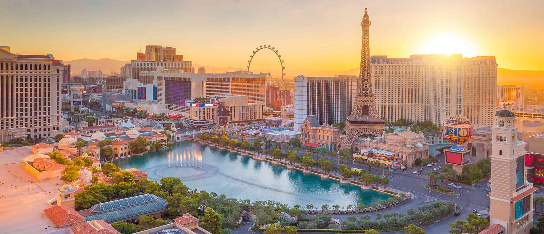 Las Vegas Buchen