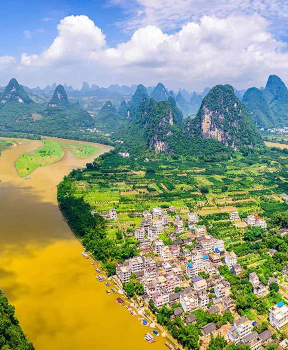 Urlaub China