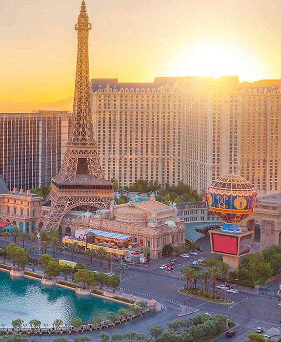 Vegas Reisen